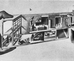 architecture, house, and le corbusier image