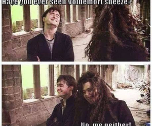 harry potter, funny, and bellatrix lestrange image