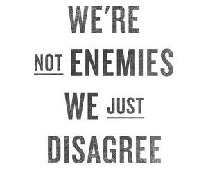 enemies, Lyrics, and music image