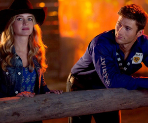 the longest ride, britt robertson, and scott eastwood image