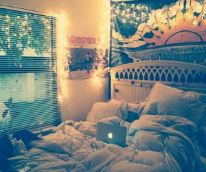room, bedroom, and tumblr image