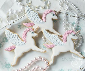 Cookies, unicorn, and sweet image