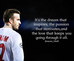 lifestyle, passion, and soccer image