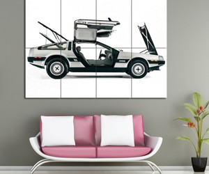 car, transportation, and giant poster image