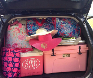preppy, girl, and lilly image