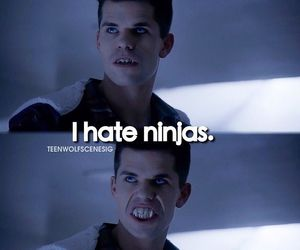 teen wolf and aiden image