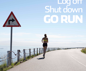 healthy, run, and running image