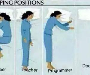 doctor, sleep, and engineer image