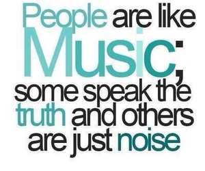 music, people, and quote image