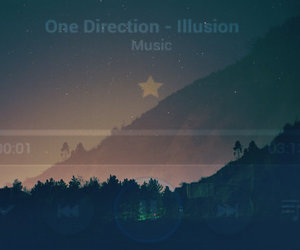 direction, illusion, and play image