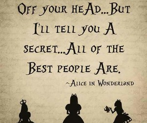 alice in wonderland, books, and Lewis Carroll image