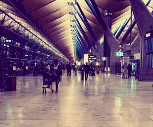 Espagne, madrid, and aeroport image