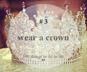 3, things to do, and crown image