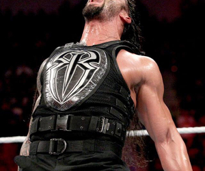 wrestle, roman reigns, and wwe image
