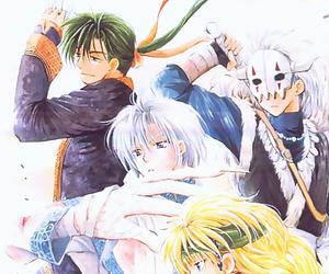 akatsuki no yona, anime, and zeno image