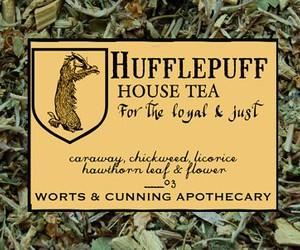 harry potter, hogwarts, and hufflepuf image