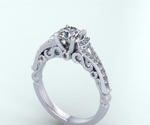 accessories, jewelry, and wedding ring image