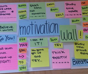 inspiration, notes, and school image