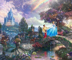 disney and painting image