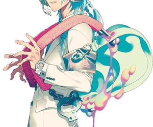 aoba, dramatical murder, and dmmd image