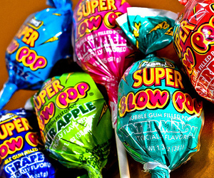 food, sweets, and lollipop image
