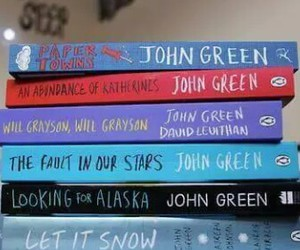book, john green, and perfect image