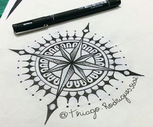 tattoo, art, and idea image