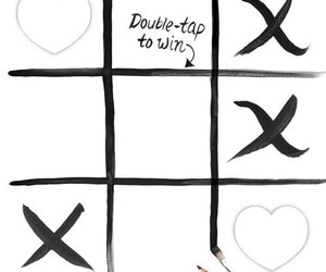 heart, game, and win image