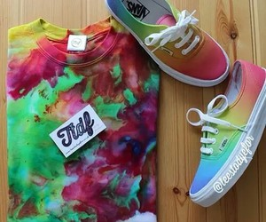 vans, clothes, and outfit image