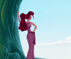 disney, meg, and megara image