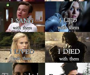 once upon a time, Vampire Diaries, and pretty little liars image