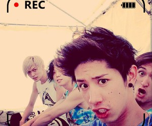 one ok rock, oneokrock, and mighty long fall image