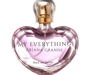 ariana grande, perfume, and my everything image