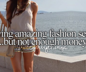 fashion, money, and just girly things image