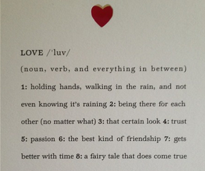 love, quote, and definition image