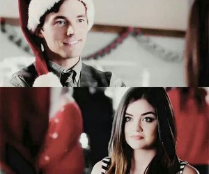 Liars, lucy hale, and pretty little liars image
