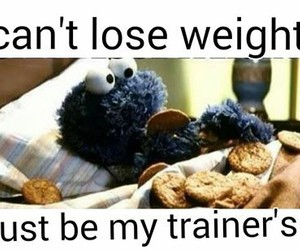 cookie, funny, and HAHAHA image