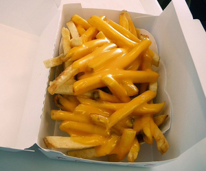 French Fries and yummy image
