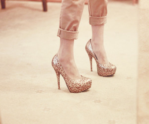 fashion, shoes, and pretty image