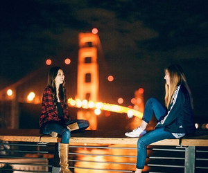 best friends and photo shoot image