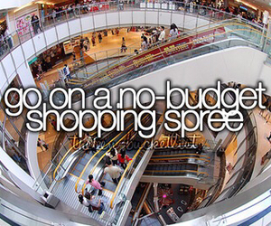 shopping and mall image