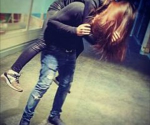 couple, crazy, and girls image