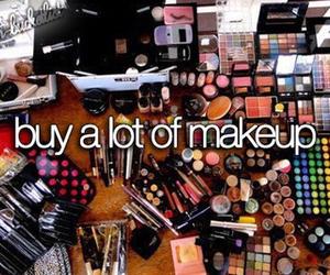 makeup, dubtrackfm, and make up image