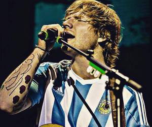 argentina, ed sheeran, and concert image