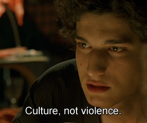culture, movie, and violence image