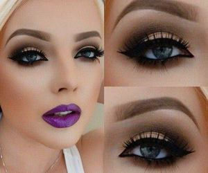 makeup, cool, and pretty image