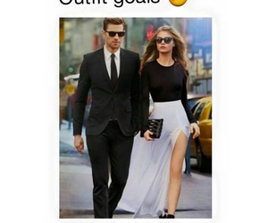 outfit, love, and goals image