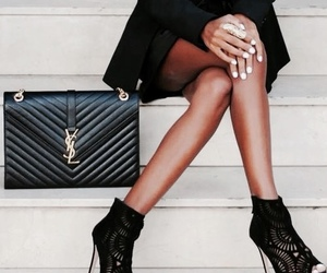 accessories, awesome, and black image