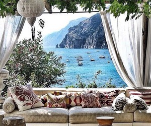 summer, sea, and italy image