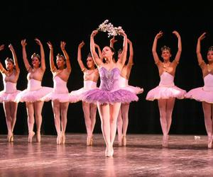 art, ballet, and girls image